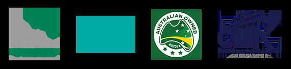 TourMart Accreditation Logos